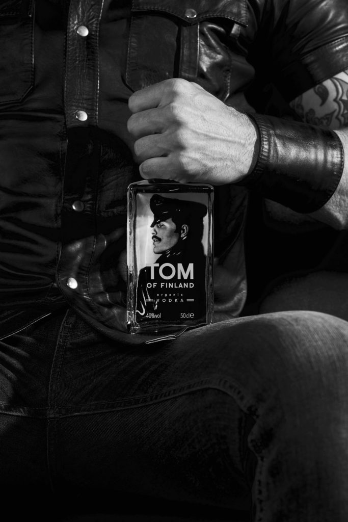 Tom of Finland Vodka - Sated Online