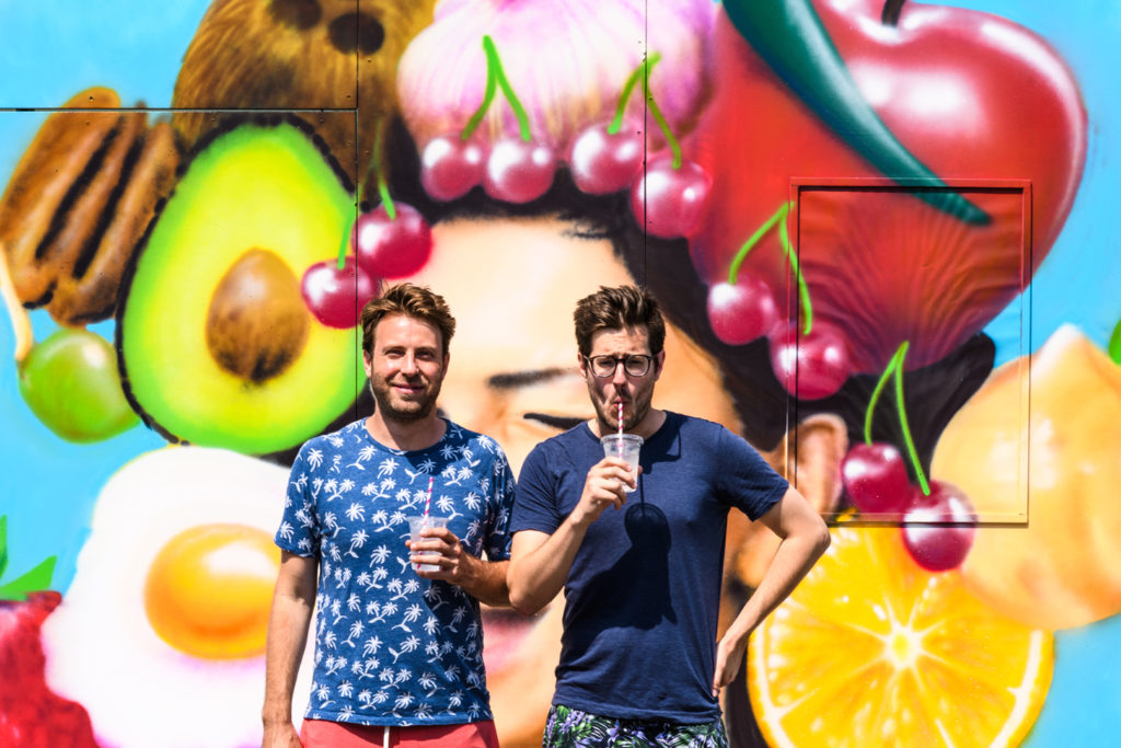 MasterChef duo Billy and Jack team up with Christopher's for pop-up supper club