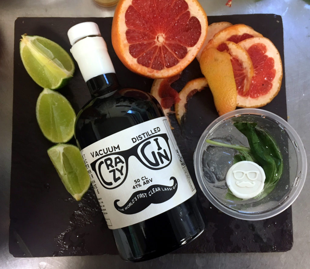 Crazy Gin Review