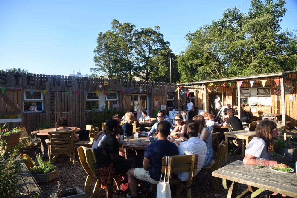 Stepney Spirits & Beer Club BBQ – Last of the Summer Barleywine