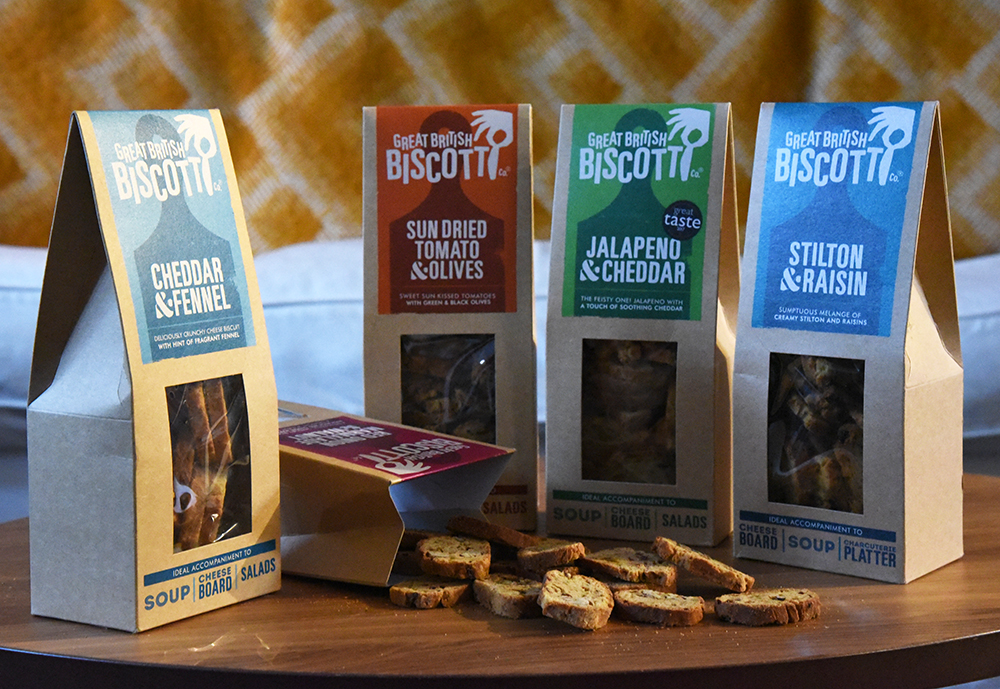 Great British Biscotti