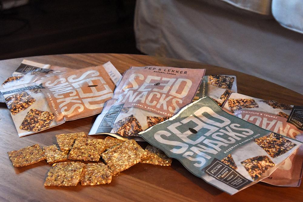 Pep & Lekker Seed Snack
