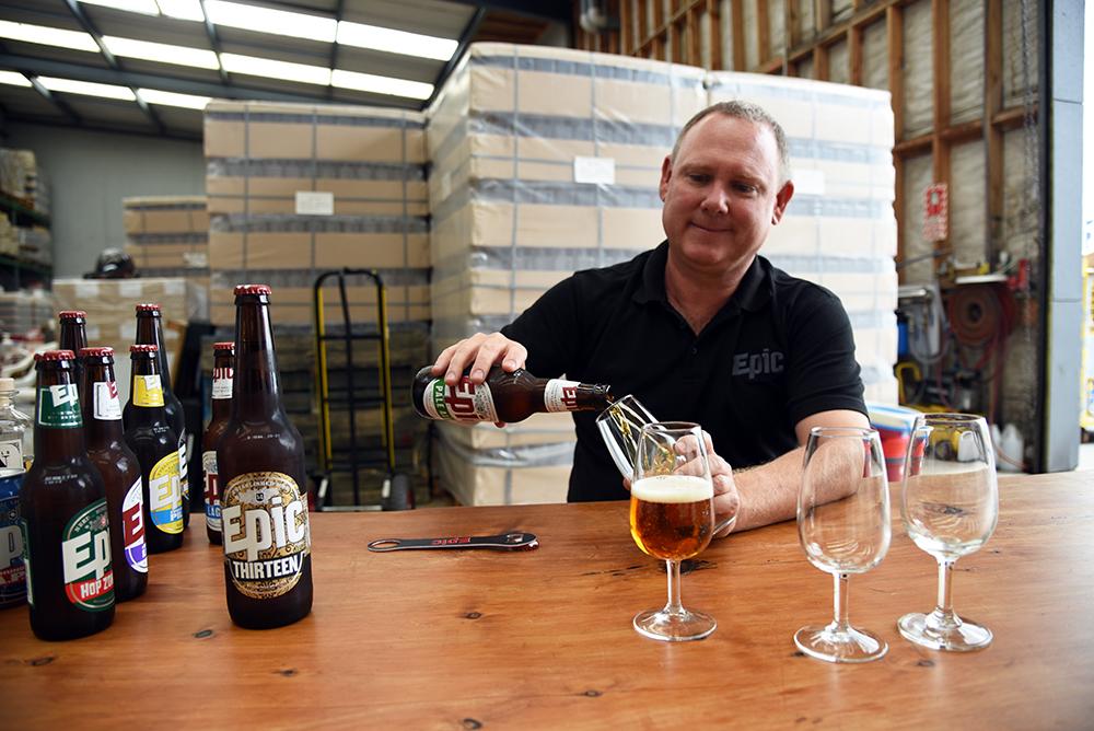 Epic Beer Pale Ale