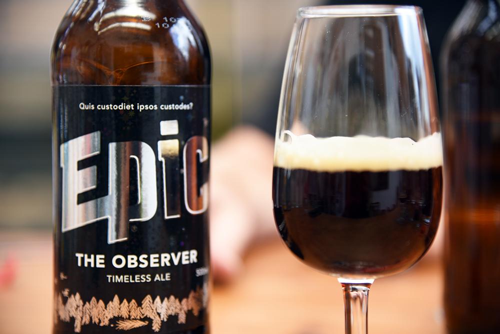 Epic Beer The Observer