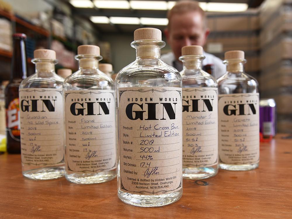 Hidden World Gin Review