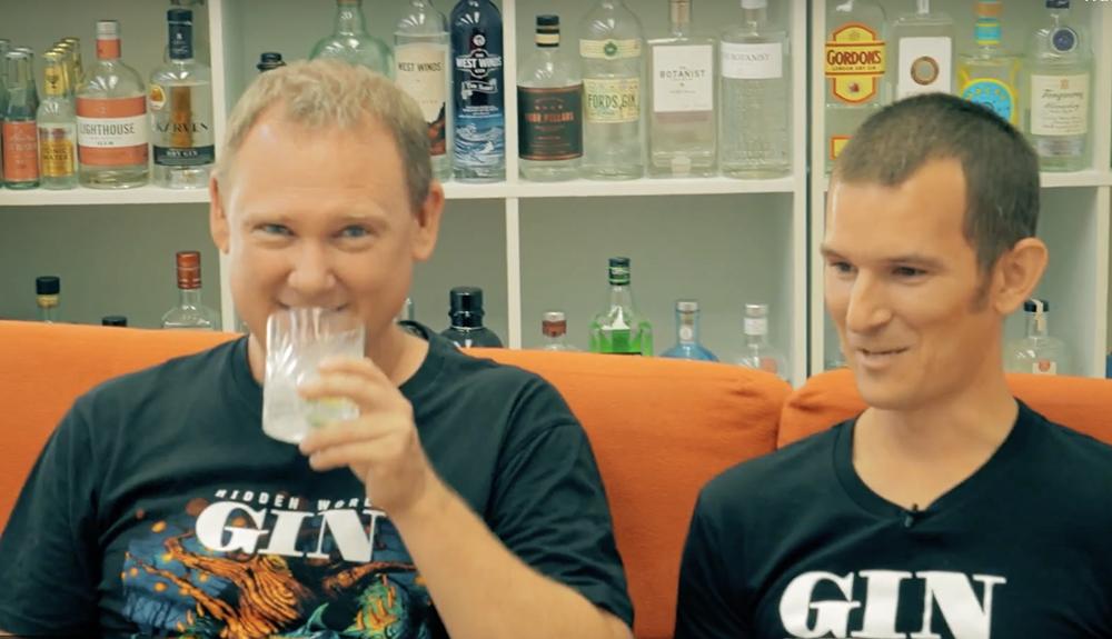 Hidden World Gin